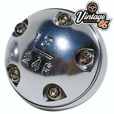 Classic Austin Mini Cooper S 500 Style En Alliage Poli Shift Pattern gear knob