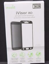 Full Body Moshi iVisor AG Screen Protector Samsung Galaxy S6 Edge Black
