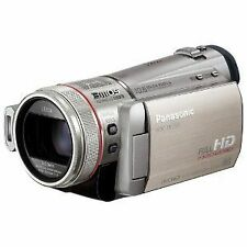Panasonic Internal & Removable Camcorders with Touch-Screen