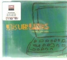 (AV716) Jesus Jones, The Next Big Thing - 1997 DJ CD