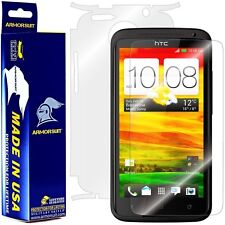 ArmorSuit MilitaryShield HTC One X Screen Protector + Full Body Skin! Brand New!