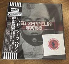 Led Zeppelin Live Osaka Japan 1971 Mayaku K- Satsu 12 CD Box Set New Mint Sbd