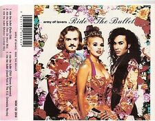 ARMY OF LOVERS ride the bullet CD MAXI uk