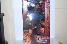 NECA A. NIGHTMARE FREDDY KRUEGER 18 INCH  NEUF/NEW