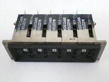 Digitran Miniswitch M-22710/15 PCB ThumbWheel Switch 5 Ports 7-L-234 C