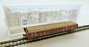 Micro-Trains Z 52300030 Southern Pacific With Wood Load Boxed