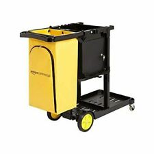Amazon Commercial Janitorial Cart With Key Locking Cabinet