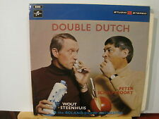 Wout Steenhuis & Roland Shaw- Double Dutch -LP- FREE UK Post