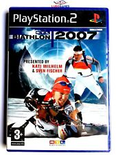 RTL Biathon 2007 PS2 Playstation Nuevo Precintado Retro Sealed Brand New PAL/UK