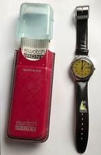 SWATCH SPECIAL - YGS705PACK1 GODZILA 1st EDITION ROASTED CHESTNUT - BRAND NEW !