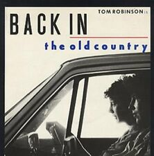 """Tom Robinson Back in the Old Country (extended) + 2 - UK 12"""" single TRT1"""
