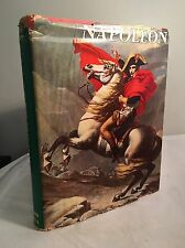 Napoleon Octave Aubry  Montaner Simon Hardcover D/J 1963 Printed in Spain 1st