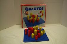 QUARTO Strategy BOARD GAME - AWARD WINNER - GIGAMIC Wood Pieces Mental