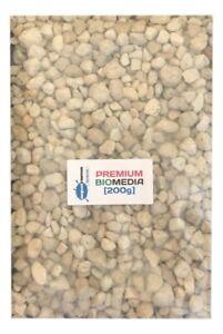 Premium Biomedia suitable for Eheim Fluval Tetratec Rena Etc [200g]
