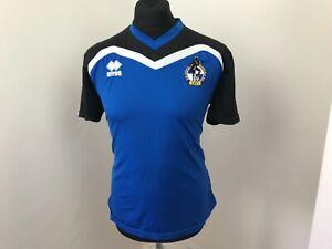 BRISTOL ROVERS TRAINING Football Shirt ERREA SOCCER Jersey Large