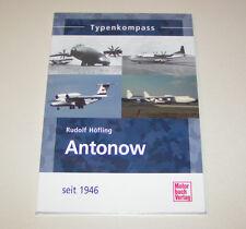 Antonow - Flugzeuge seit 1946 - Typenkompass!