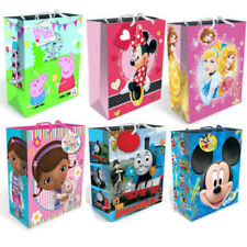 New KIDS CHARACTER PARTY GRAB BAG Birthday Party Bags Frozen,Peppa Pig