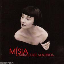 Misia: Garras dos Sentidos (Erato, 1998) (cd7799)