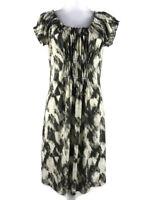 Michael Kors Womens Size S/P Dress Scoop Neck Short Sleeve Stretch Lightweight
