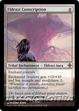 ELDRAZI CONSCRIPTION Rise of the Eldrazi MTG Tribal Enchantment — Aura RARE