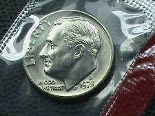 UNITED  STATES   10 Cents   1973  D    UNC  *