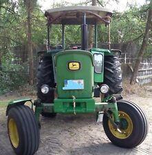 John Deere 2130  , springt an und fährt , Trecker , Traktor , Schlepper