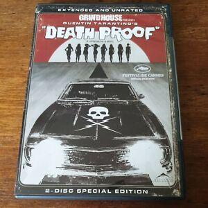 Grind House Death Proof DVD (Region 1 USA CANADA)