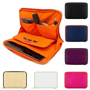 "10"" Tablet Padded Sleeve Case Bag For Apple iPad Pro 10.5 / iPad Air / iPad 9.7"