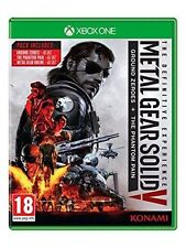 Metal Gear Solid V The Definitive Experience Xbox One Xb1