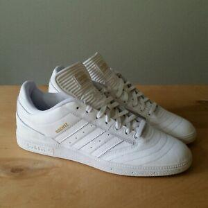 Adidas Dennis Busentiz White Leather Size 12