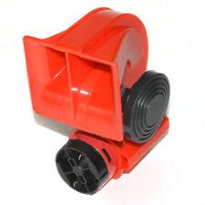 Twin Tone Air Snail Horn Siren 12V Compressor Set For BMW E36 E46 E90 E92 E93
