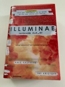 Amie Kaufman - Jay Kristoff - Illuminae vol. 1 (1° ediz. cop. rigida Mondadori)