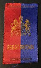 Vintage c1910 Great Britain Egyptienne Luxury Cigarette Silk