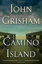 Signed John Grisham Camino Island Book Florida Novel HC DJ 1/1 Santa Rosa Resort