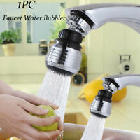 Water Saving Connector Shower Faucet Nozzle Diffuser Filter Swivel Tap