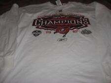 NFL Tampa Bay Buccaneers 2002 NFC Champions Adult   Large Long Sleeve T-Shirt