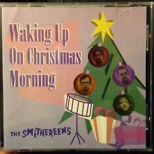 The Smithereens Waking Up On Christmas Morning 1995 CD EP