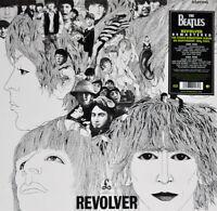 The Beatles Revolver remastered reissue STEREO 180gm vinyl LP NEW/SEALED