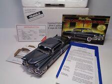 Danbury Mint Rare 1954 Cadillac Coupe de Ville Le #878/5000 Bnib W/Docs & Bro