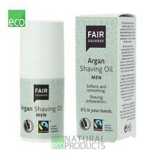 Fair Squared Biologica Vegan pre rasatura olio di Argan Uomini 15 ML