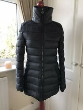 Invicta Padded Coat Jacket Winter Black Small S