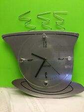 Retro Vintage Wall Clock By Firstime Coffee Cup With Metal Steam
