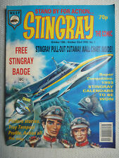 STINGRAY  Wasp Comic No 1 NEAR MINT with Badge