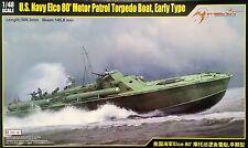 MERIT 64802 U.S. Navy Elco 80`Motor Patrol Torpedo in 1:48