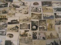 (45) Real Photo Postcard cdii RPPC Lot