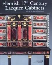 BOEK/BOOK/LIVRE : FLEMISH 17th LACQUER CABINETS/ARMOIRES LAQUE/VLAAMS LAK MEUBEL