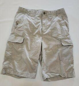 Old Navy Boys Cargo Shorts Size 16 Husky