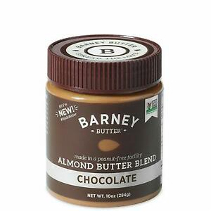 Barney Butter Almond Butter Blend Chocolate 10oz