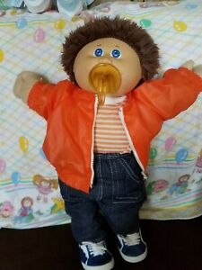 CABBAGE PATCH DOLL SHAGGY/PACI BOY