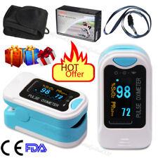SPO2 Finger Tip Pulse Oximeter Blood Oxygen Heart Rate Monitor SPO2 Pulse Meter